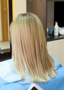 ламинирование волос в витебске
