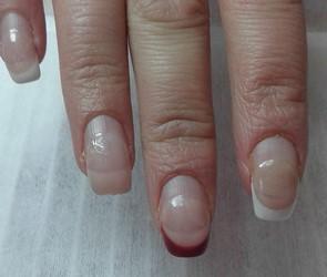 наращивание ногтей витебск